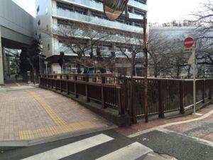 東急東横線の池尻大橋駅から御殿場行きバス停までの道順7