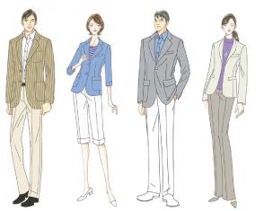 ドレスコード・スマートカジュアル