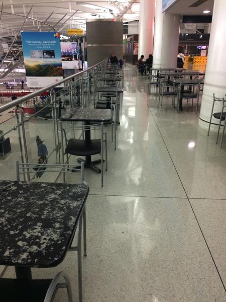 Jfk空港ターミナル1でゆっくりできます 2